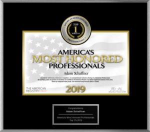 Americas-Most-Honored-Professionals-2019